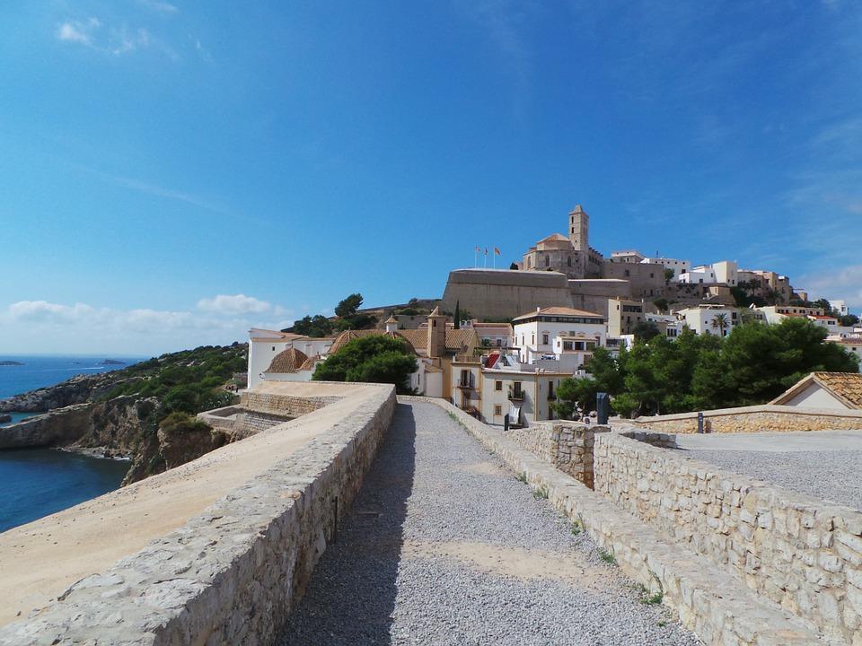 Balearic Island, Ibiza