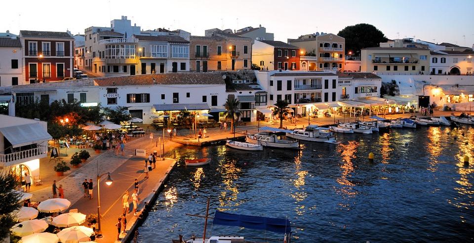 Balearic ISland of Menorca