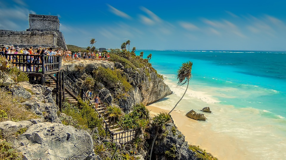 Mexico Beach Tulum