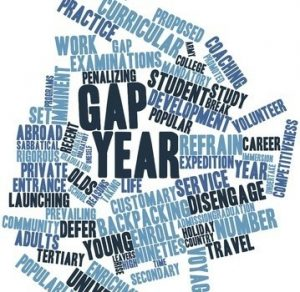 Your Gap Year Experience