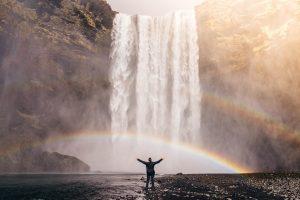 waterfall-and-rainbow